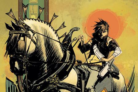 Joe, o Bárbaro, de Grant Morrison
