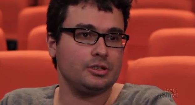 """Felipe Scovino: """"A Casa é o Corpo"""""""