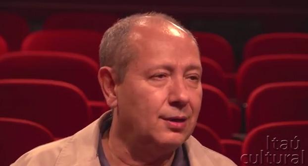 """Fernando Cocchiarale: """"Ruptura com a Arte do Passado"""""""