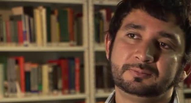 Hector Zamora: Obra Errante em Cidade Errante