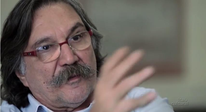 Sérgio Gomes: Tive a sorte de poder conviver com Laerte